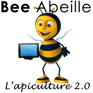 Bee Abeille apiculture 2.0