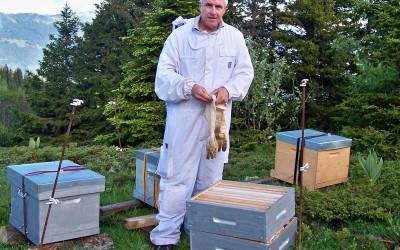 Prendre rendez-vous avec Bruno Gerelli, fondateur de Bee Abeille pour installer une ruche dans votre entreprise