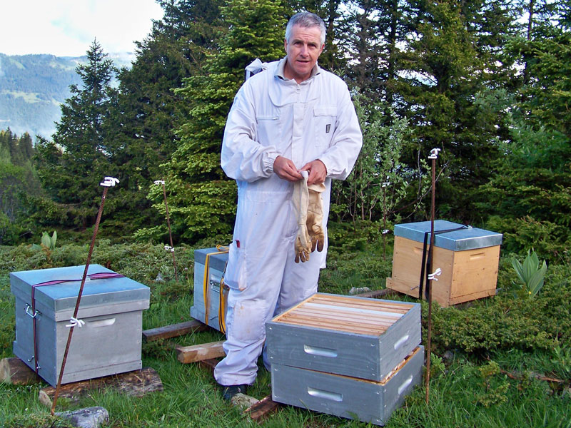 apiculteur a grenoble