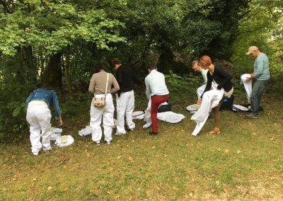 Assemble immo - parrainage de ruches à Claix